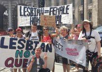 Lesbian fury at Stonewall over 'trans agenda'