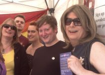 Trans Goldsmiths lecturer Natacha Kennedy behind smear campaign against academics