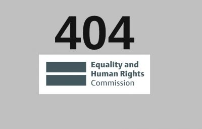 Response from EHRC ref: 404 Harne